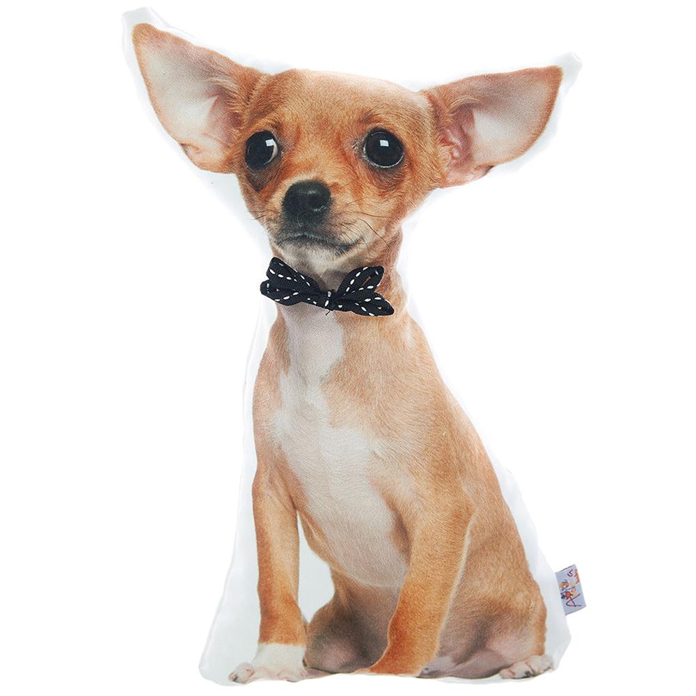 Peruvian Hairless Dog Shape Filled Pillow, Animal Shaped Pillow