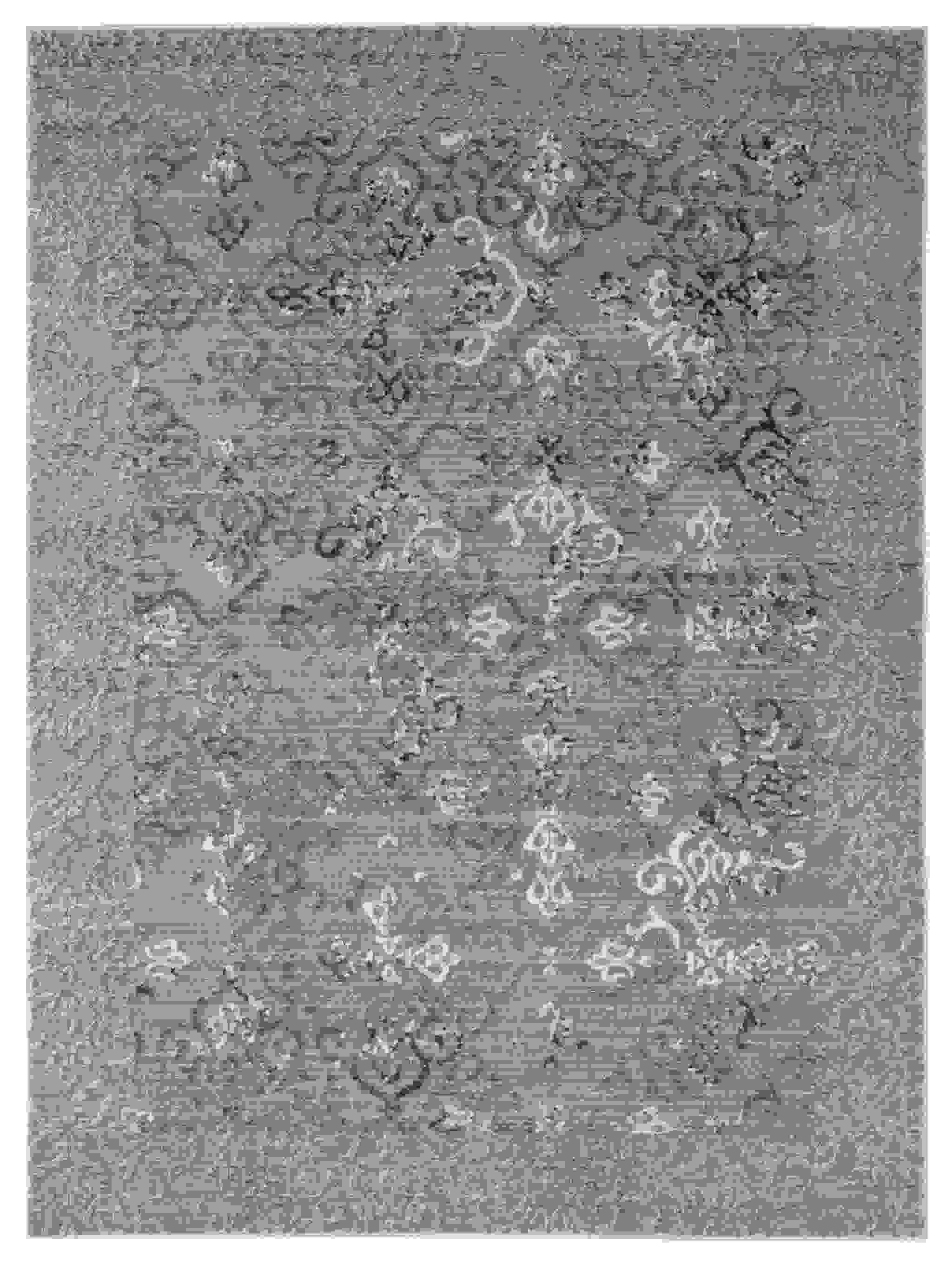 """118"""" x 158"""" Plum Polyester / Olefin Oversize Rug"""