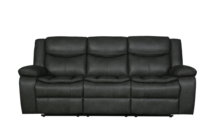 "86"" X 36"" X 40"" Gray  Sofa"