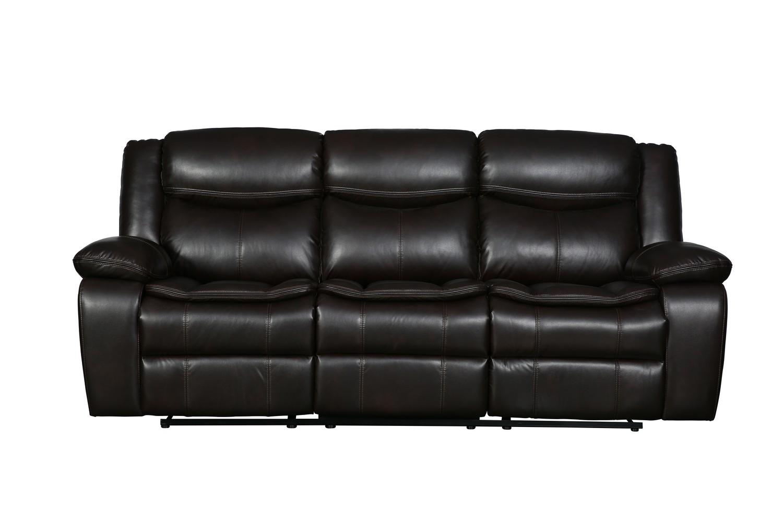 "86"" X 36"" X 40"" Brown  Sofa"