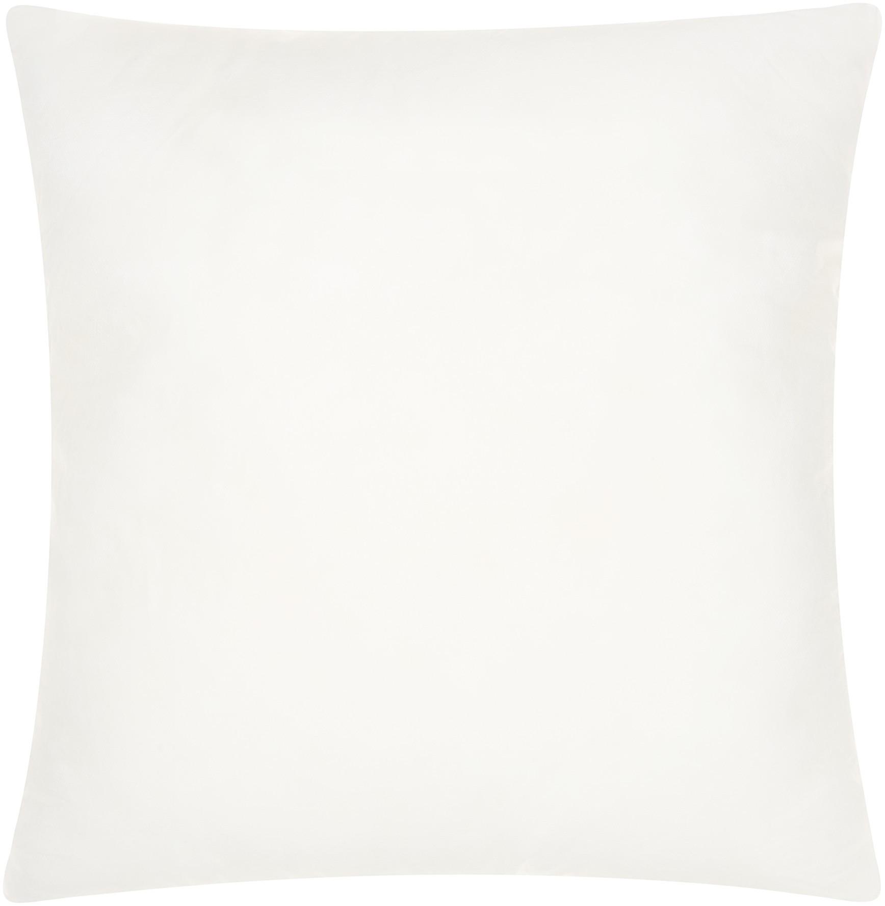 "22"" x 22"" Choice White Square Pillow Insert"