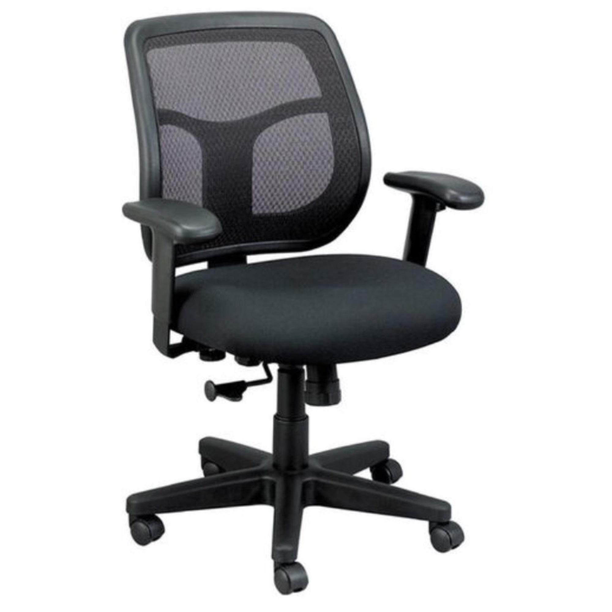 """26"""" x 30"""" x 36""""  Black Mesh   Fabric Chair"""