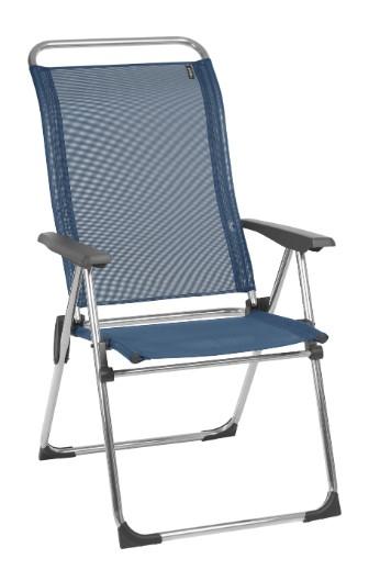"24.8"" X 26.4"" X 43.7"" Ocean Aluminum Camping Chair"