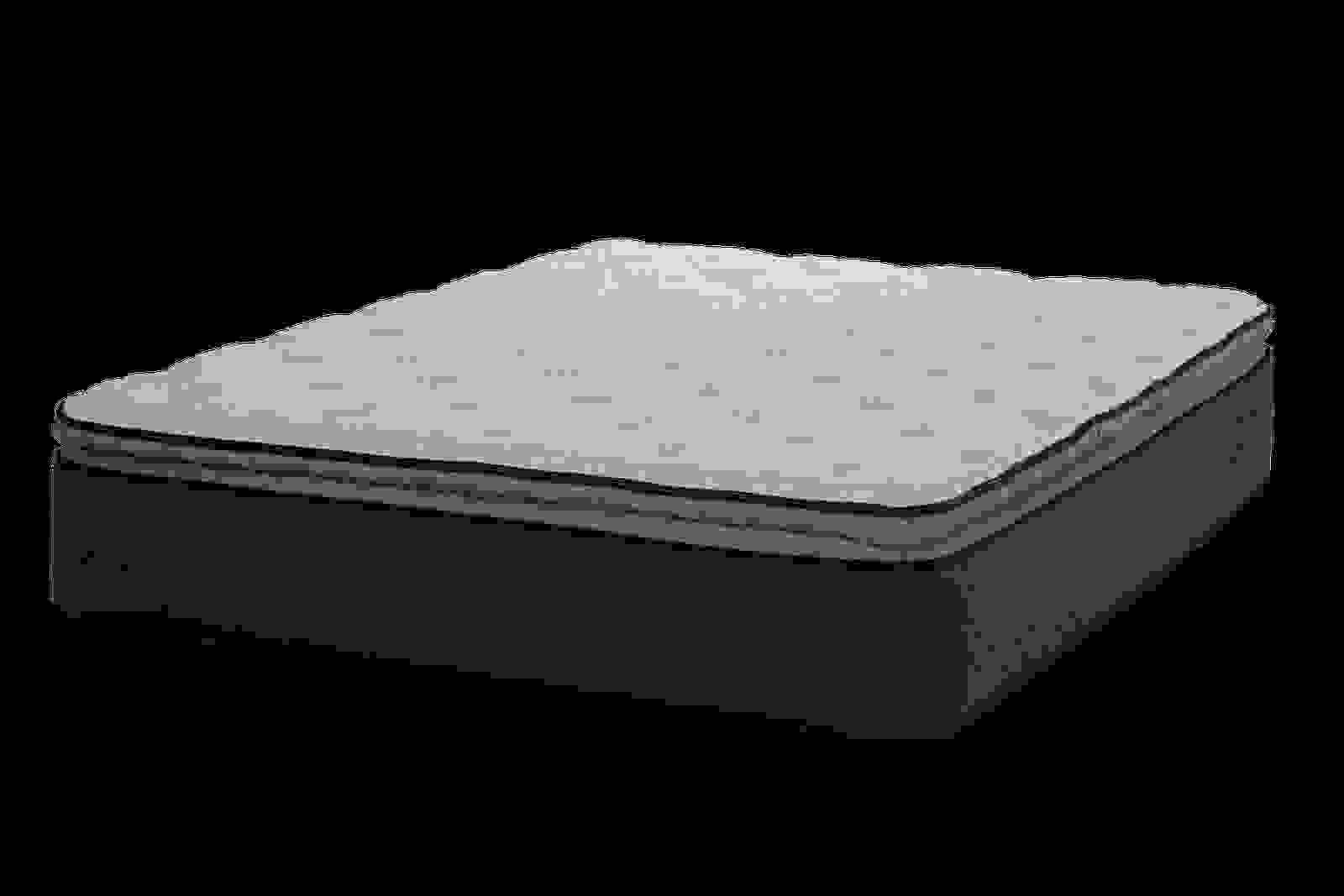 "Tiffany 13.5"" Plush Pillowtop Hybrid Mattress Full"