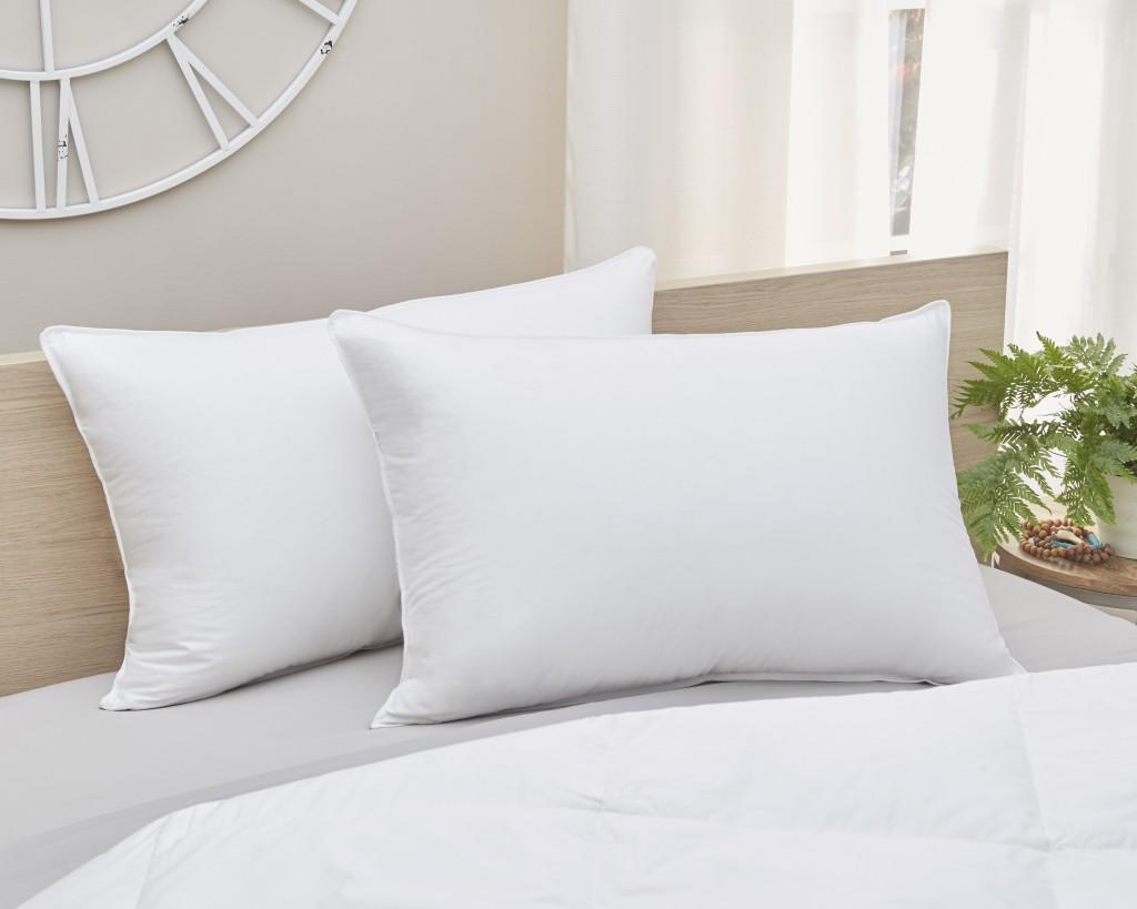 Premium Lux Down Standard Size Medium Pillow