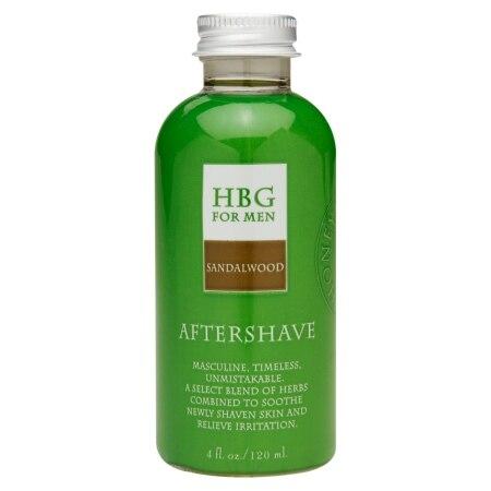 Honeybee Gardens Herbal Aftershave Sandalwood (4 fl Oz)