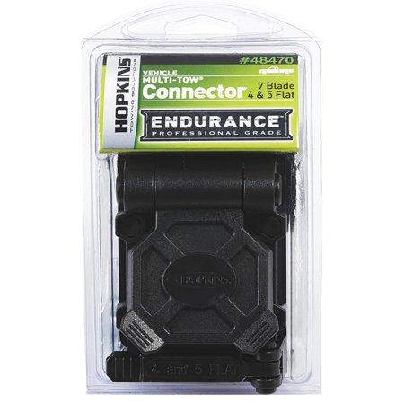 ENDURANCE MT 7 RV, 5 & 4-WIRE FLAT CONNECTOR