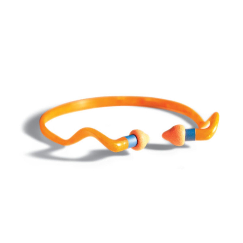 Howard Leight SmartFit Corded Ear Plugs w Case 2 pr