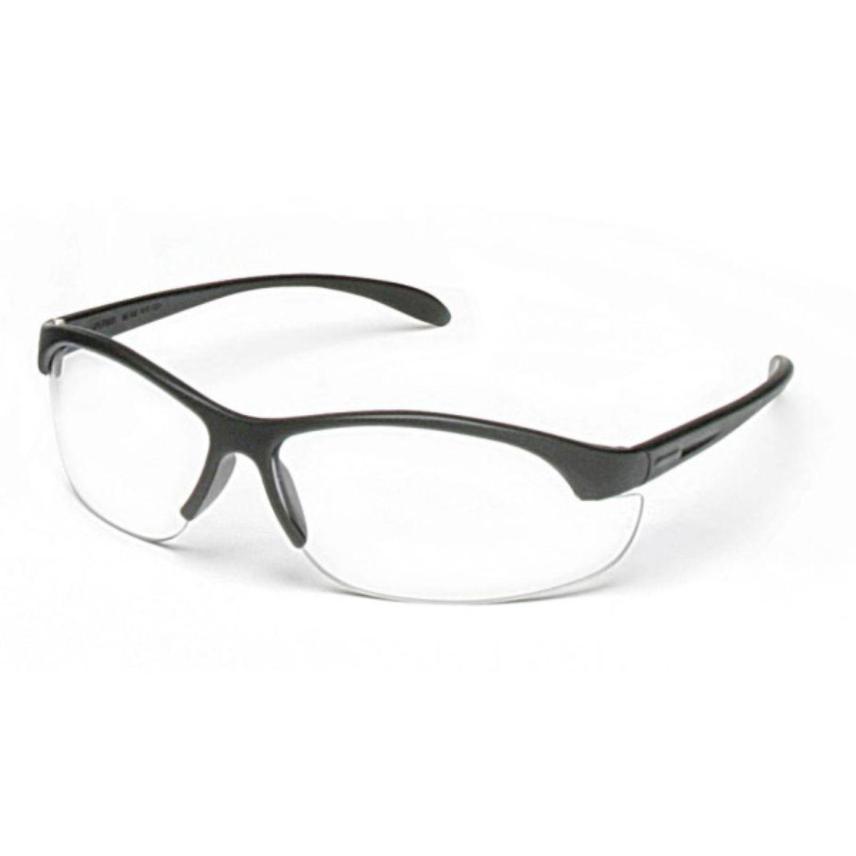 Howard Leight HL200 Youth Black Frame Clear Lens Anti-Fog