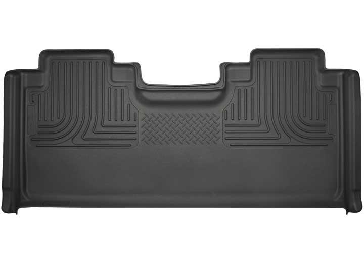 15-C F150 SUPERCAB 2ND SEAT FLOOR LINER BLACK