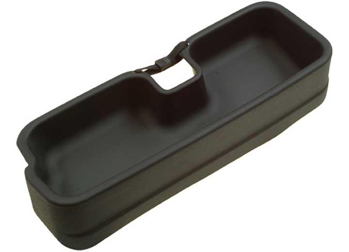 09-14 F150 SUPERCAB/QUAD W/O FACTORY SUBWOOFER (UNDER REAR SEAT) GEAR BOX BLACK