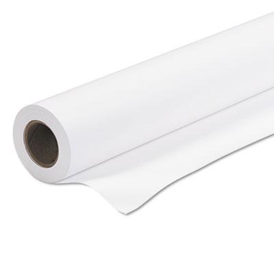 "Amerigo Wide-Format Paper, 2"" Core, 26 lb, 24"" x 150 ft, Coated White"