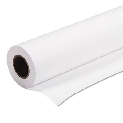 "Amerigo Wide-Format Paper, 2"" Core, 35 lb, 36"" x 100 ft, Coated White"