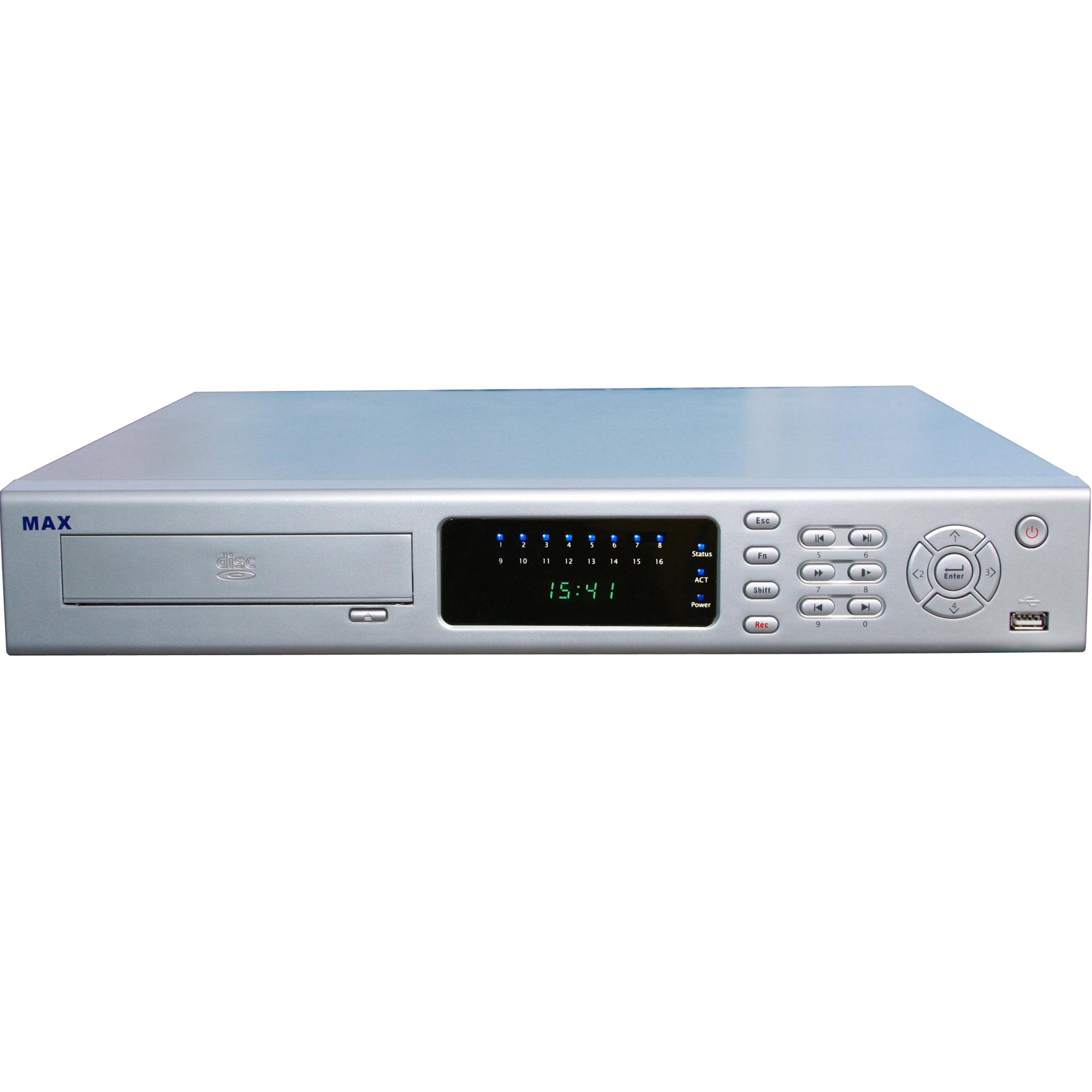 Pentaflex Slim 16 Channel H.264E DVR
