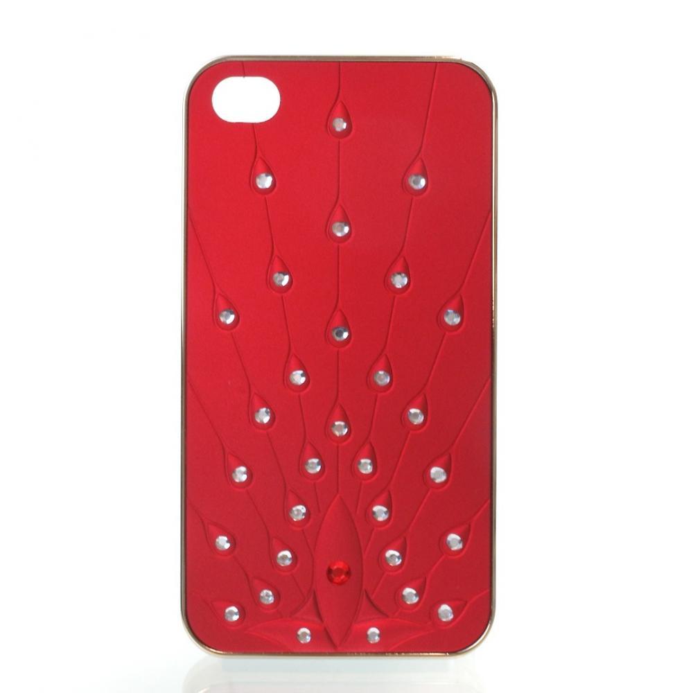IMPECCA IPS203 IPHONE 4/4S CASE - RED