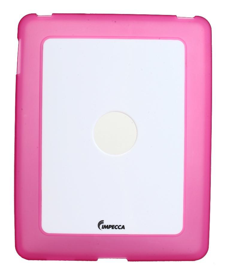 IMPECCA IPS101 FLEXI-CLEAR TPU CASE PINK