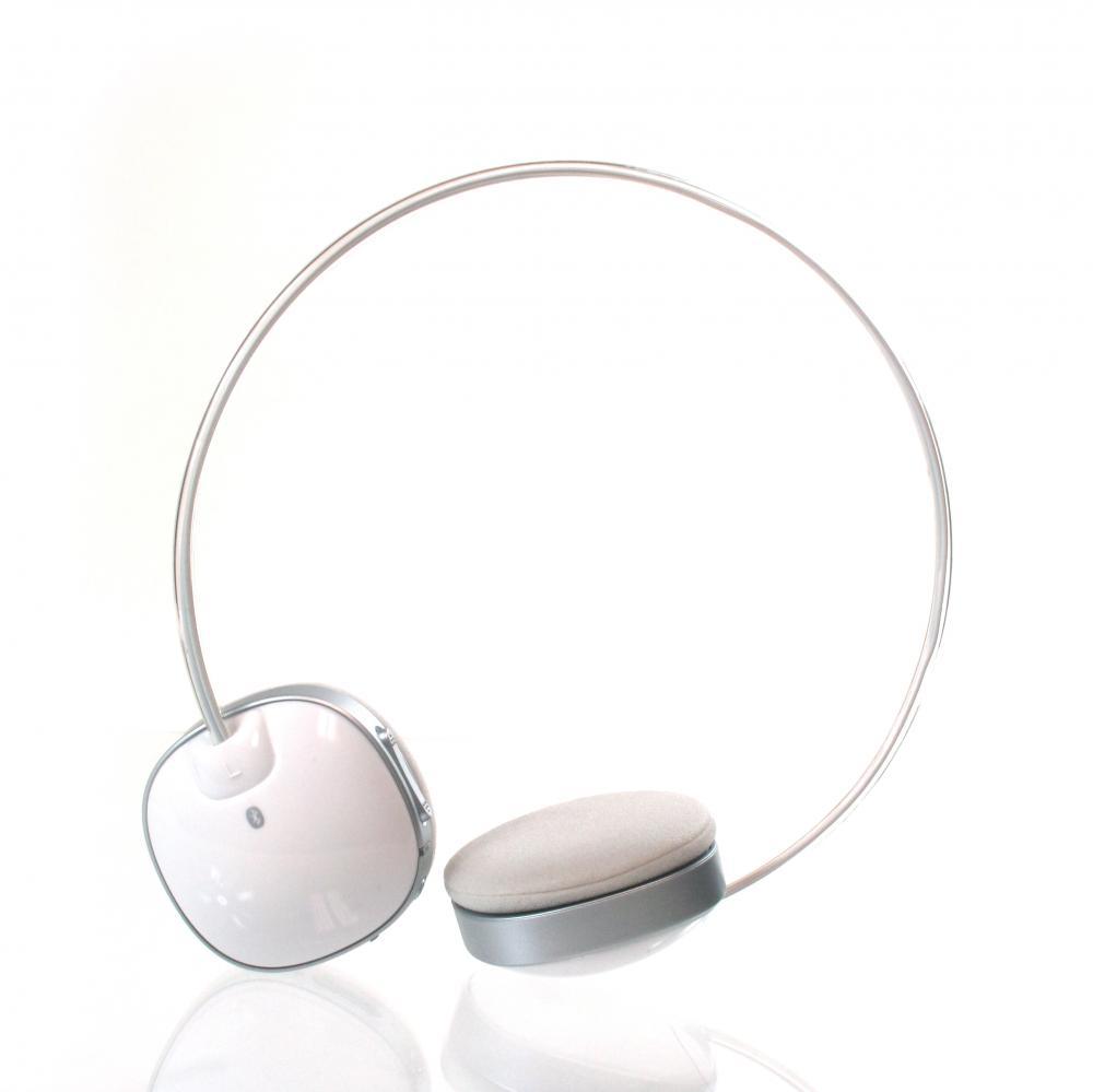 IMPECCA BLUETOOTH HEADPHONE/HEADSET WHIT