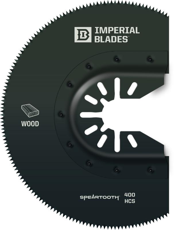 IBOA400-1 3.5 IN. WOOD BLADE