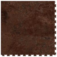 Perfection Floor Tile ITNS570SS50 Vinylsedona Floor Tile, 20 in L x 20 in W x 5 mm T