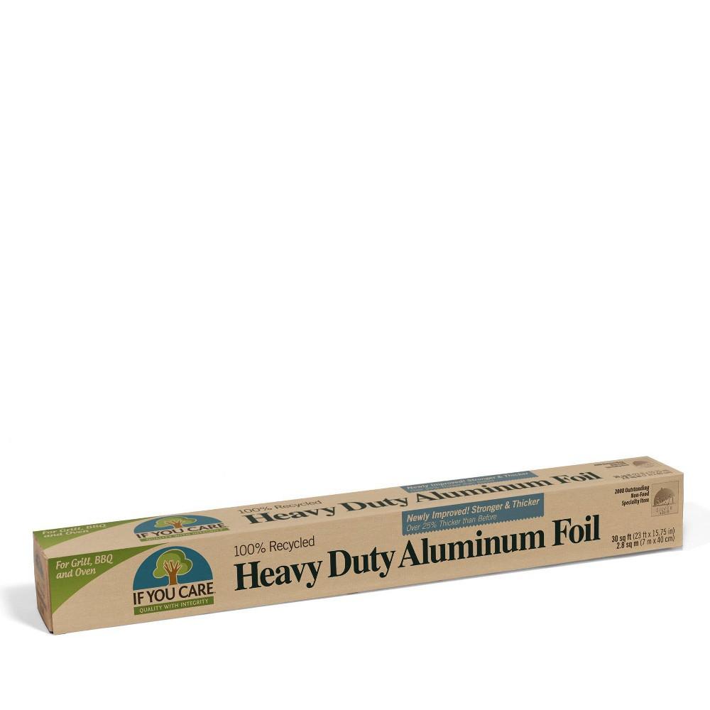 If You Care Heavy Duty Aluminum Foil (1x30 SQ FT)