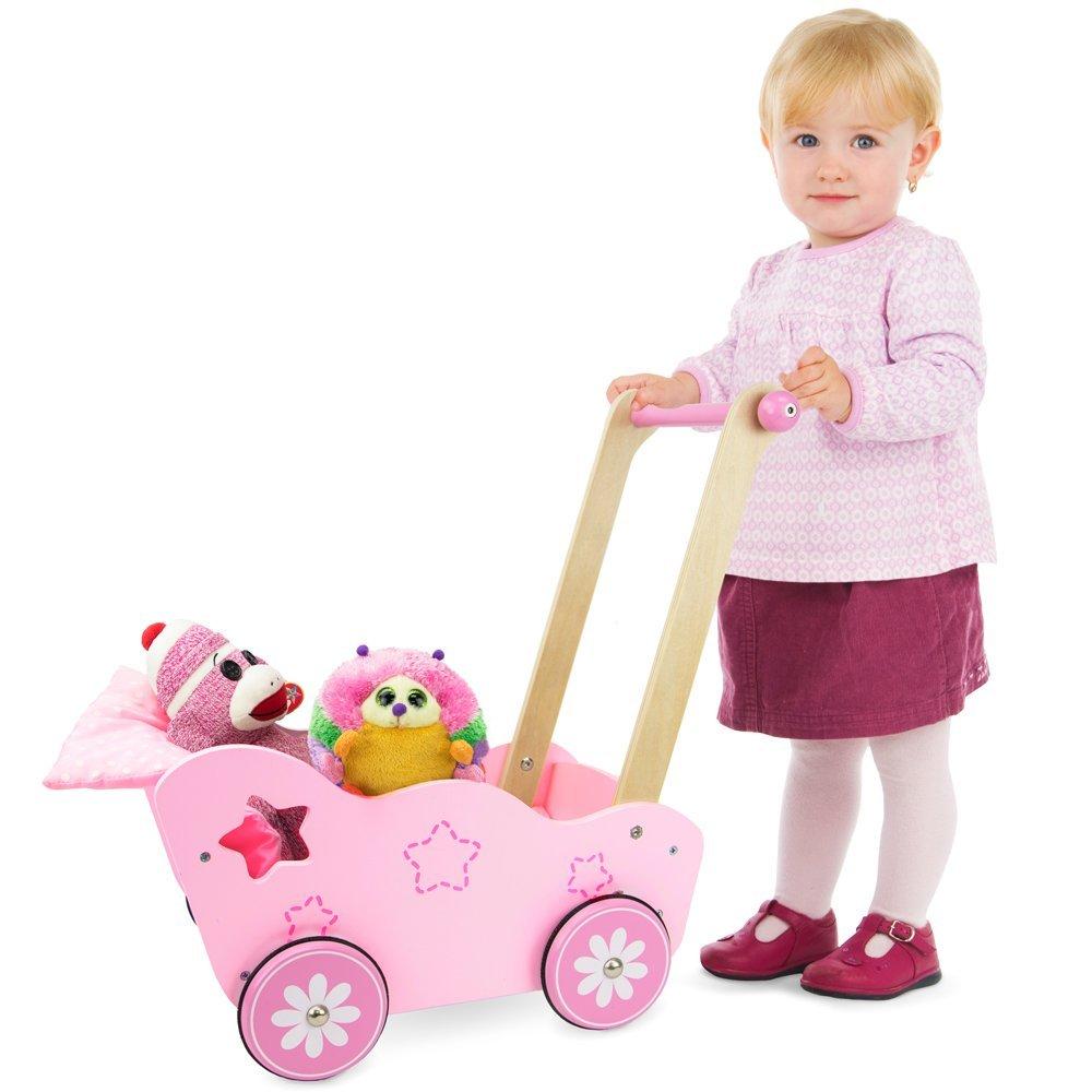 Pretty in Pink Stroller