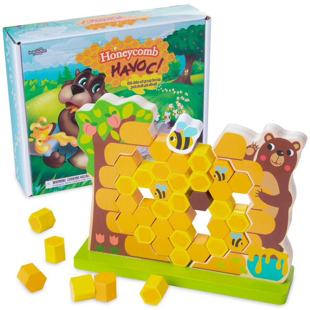 Honeycomb Havoc