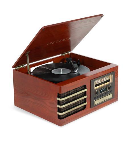 Victrola Ellington Bluetooth Record Play
