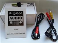 Insane Audio IACAM2 Universal Waterproof Camea - Flush Mount