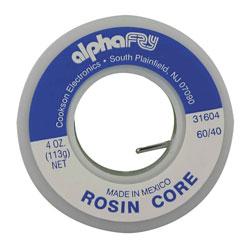 SOLDER  1/4LB  ROSIN CORE 60/40