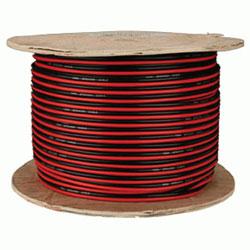 14GA RED/BLACK ZIP WIRE 500FT