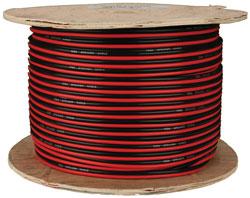 16GA RED/BLACK ZIP WIRE 500FT.