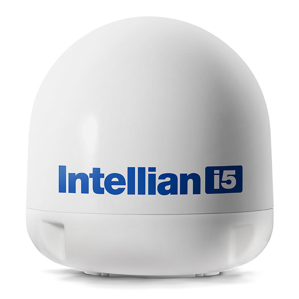 Intellian i5/i5P Empty Dome & Base Plate Assembly