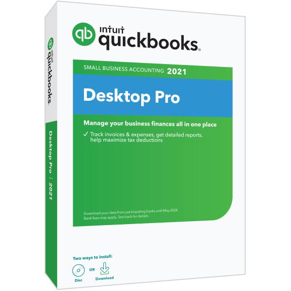 QuickBooks DT Pro 2021