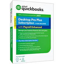 QB DT Pro Plus w/Enh Pay 2021