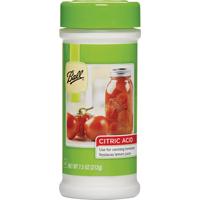 Ball 55000 Citric Acid, 77 qt Bottle, Tomato