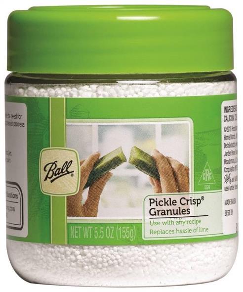 Ball 1440072750 Pickle Crisp Granule, 5.5 oz