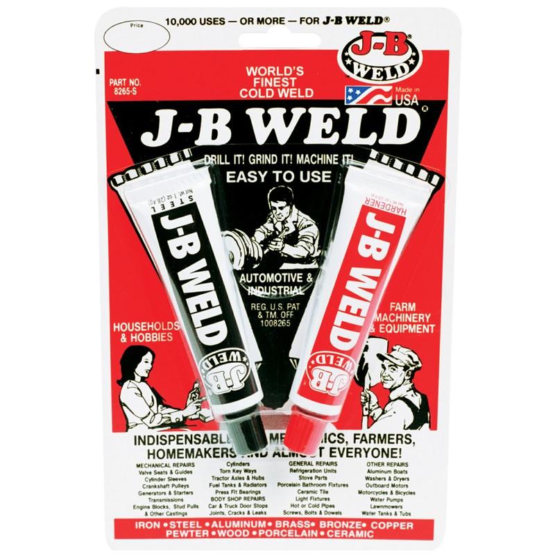 JB WELD  COLD WELD COMPOUND