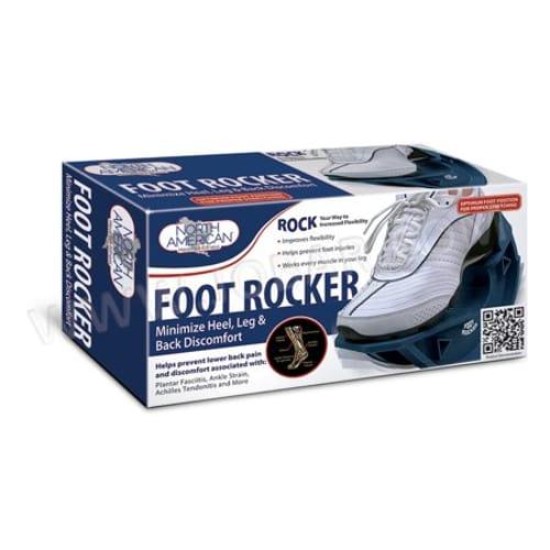 NORTH AMERICAN JB5504GRA  FOOT ROCKER GRAY