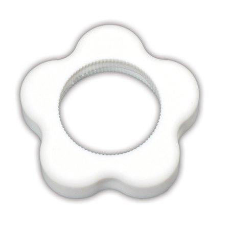 CONNECT-IT-TIGHT COUPLER COVER, POLAR WHITE
