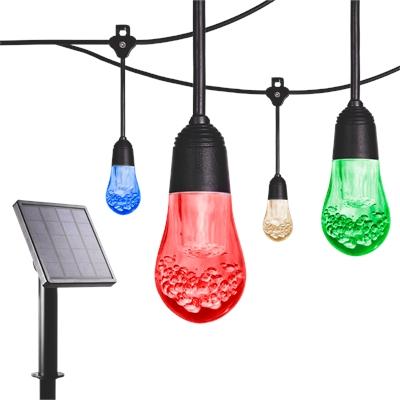 Enbrighten LED Cafe Lights wit