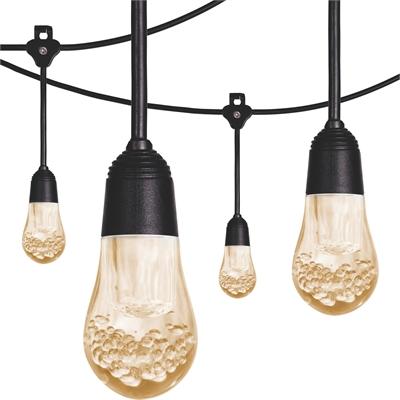 Enbrighten LED Cafe Lights USB