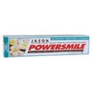 Jasons Powersmile Vanilla Mint Toothpaste (1x6 Oz)