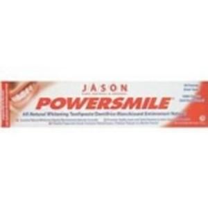 Jasons Powersmile Toothpaste (1x6 Oz)