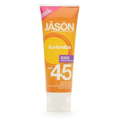 Jason's Kids Sunscreen Spf 45 (1x4 Oz)