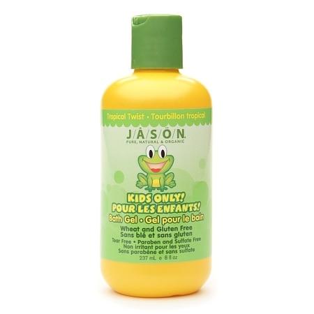 Jason Kids Only Bath Gel Tropical Twist (8 fl Oz)