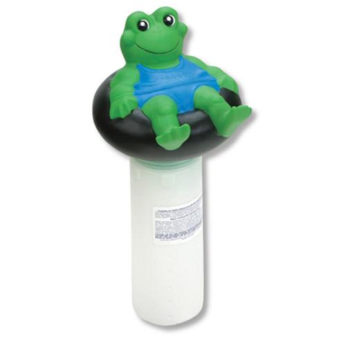 """Chemical Dispenser, Floating, JED, Chlorinator,  Frog, 3""""Tabs"""