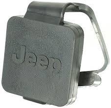 Receiver Hitch Plug with Jeep� Logo