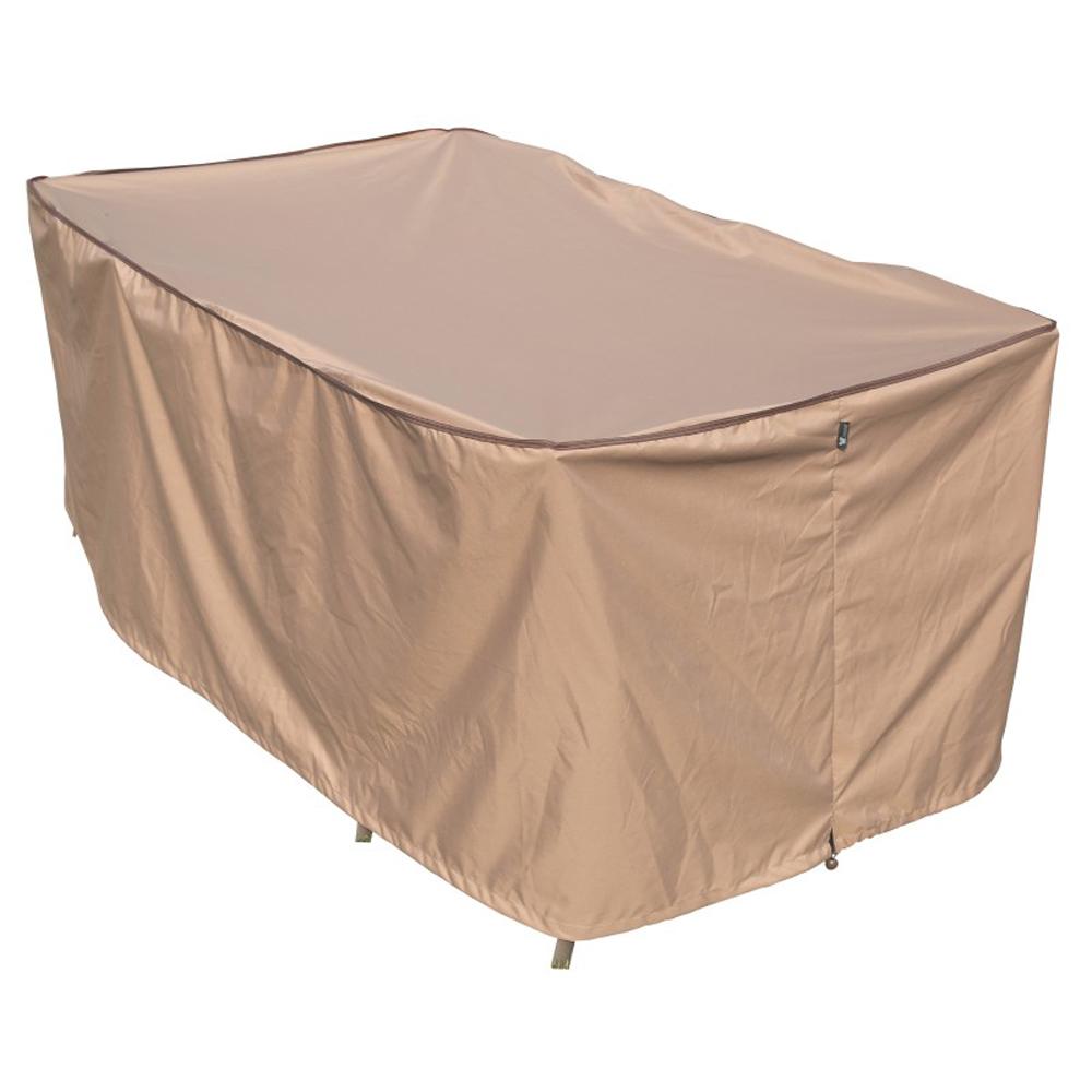TrueShade Plus Rectangular Table and Chair Set Cover-Medium