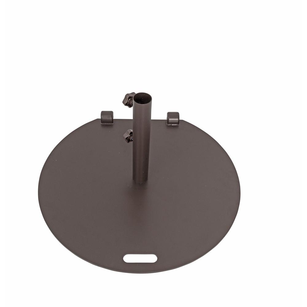 """TrueShade Plus 27"""" Steel Round Umbrella Base"""