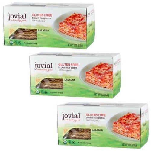 Jovial Brown Rice Lasagna (12x9OZ )